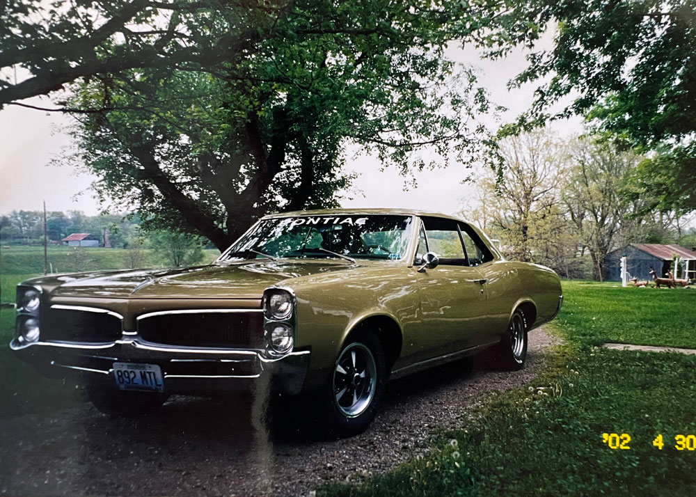 Gene Ingle 1967 Pontiac GTO