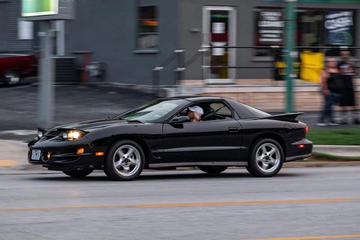 Loretta Maples 2000 Pontiac Trans Am WS6